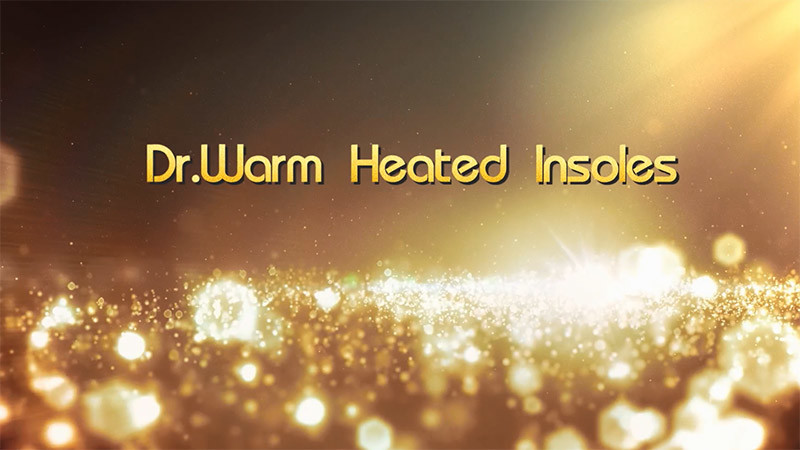 Heated Insoles R4
