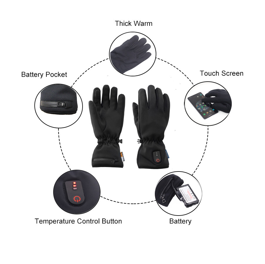 Dr. Warm warm heated gloves canada improves blood circulation for home