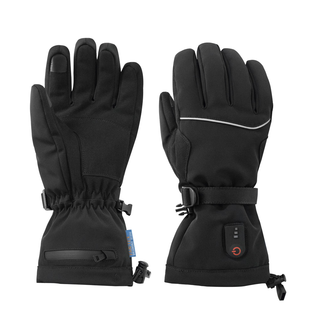 Dr. Warm sensitive best heated gloves improves blood circulation for ice house-1