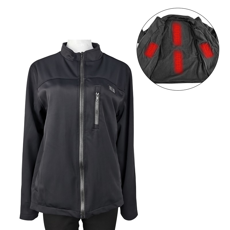 grid battery powered jacket universal with shock absorption for home-3
