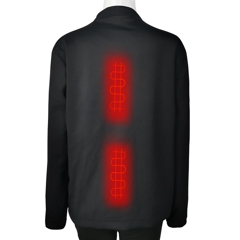 grid battery powered jacket universal with shock absorption for home-7