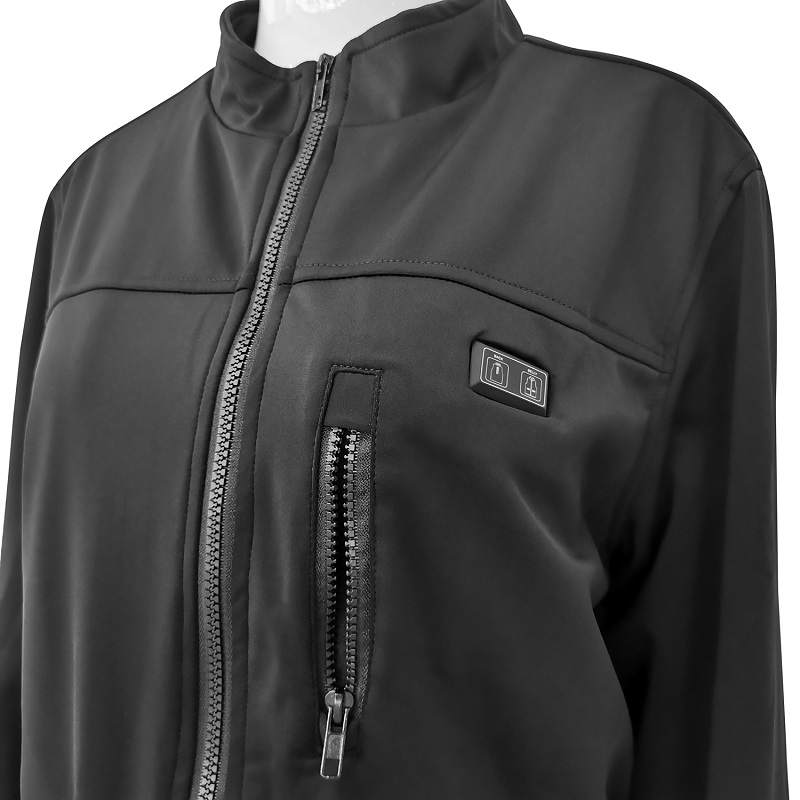 grid battery powered jacket universal with shock absorption for home-8