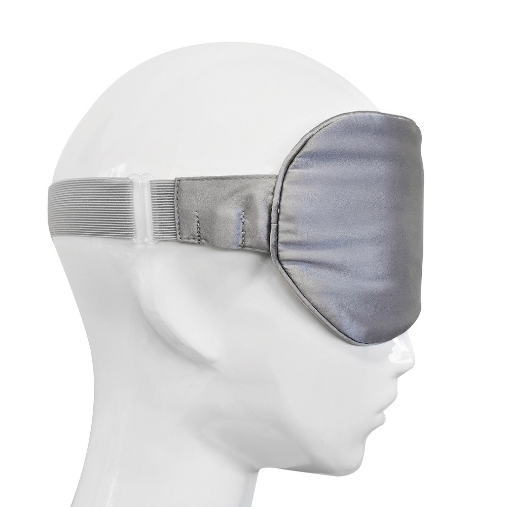 Graphene Electric Heated Eye Mask with USB Temperature Control to reduce black eye circles & remove eye wrinkles