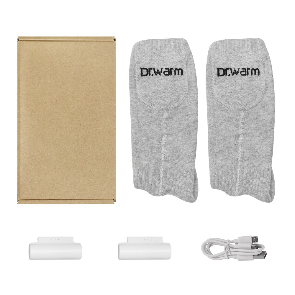 Dr. Warm winter best heated socks keep you warm all day for indoor use-13