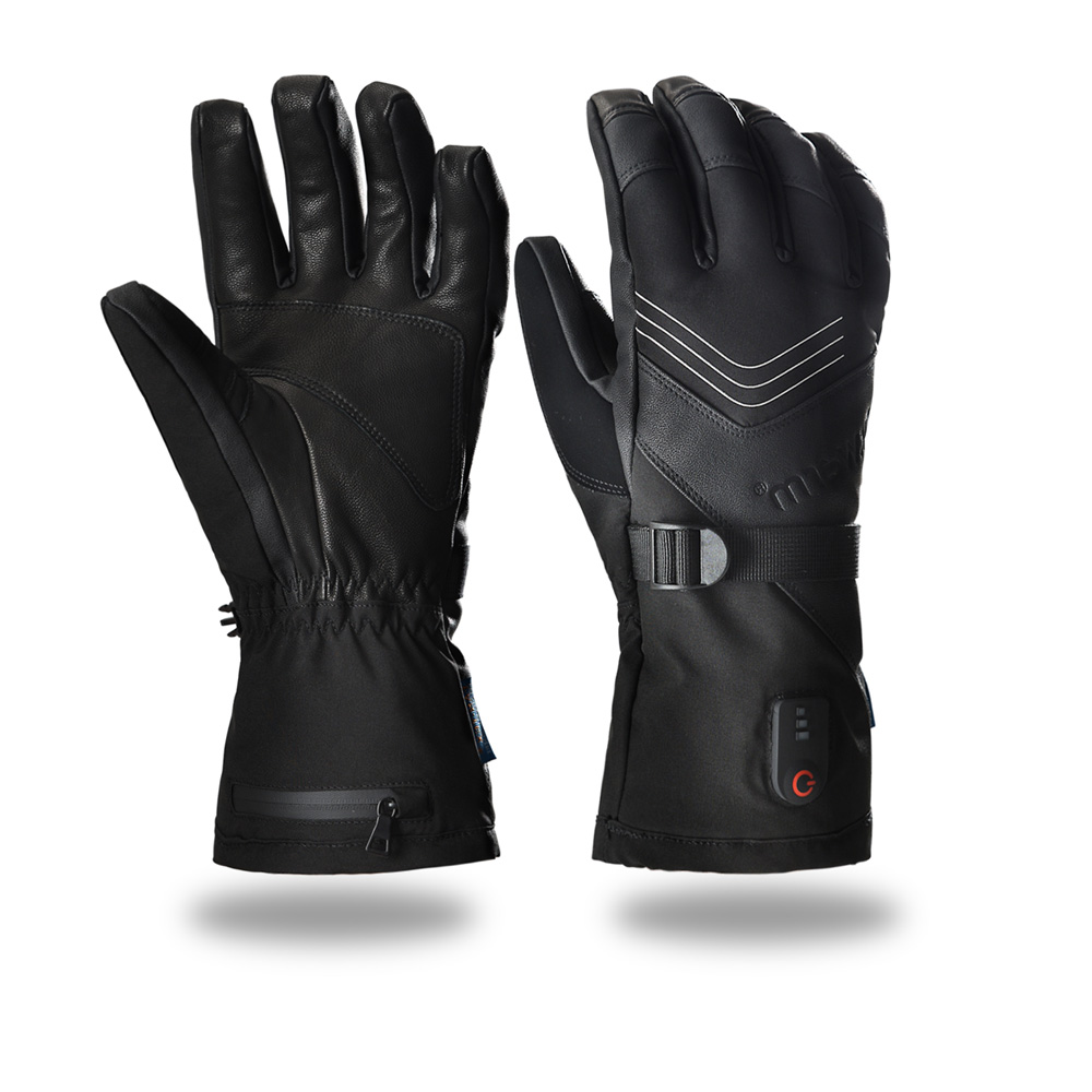 Dr. Warm suitable battery gloves for indoor use-1