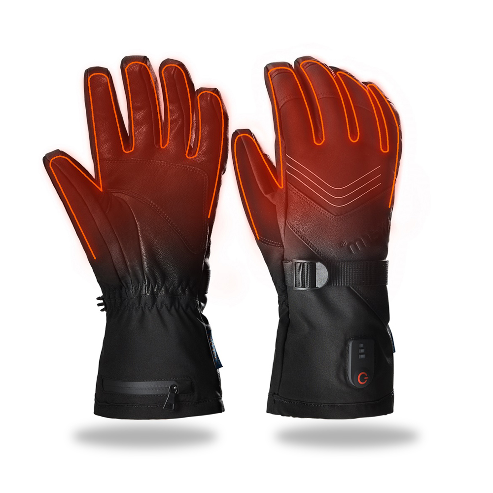 Dr. Warm suitable battery gloves for indoor use-2