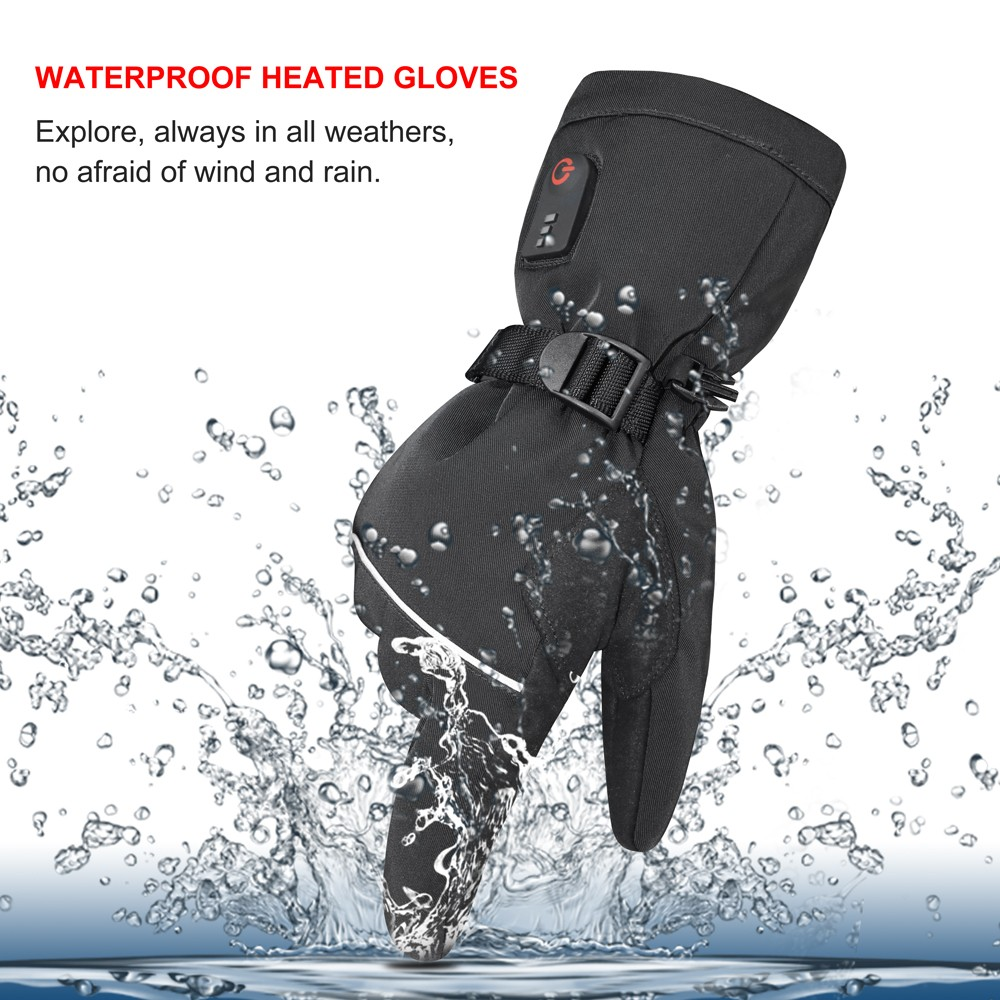 suitable battery powered gloves sensitive improves blood circulation for indoor use-10