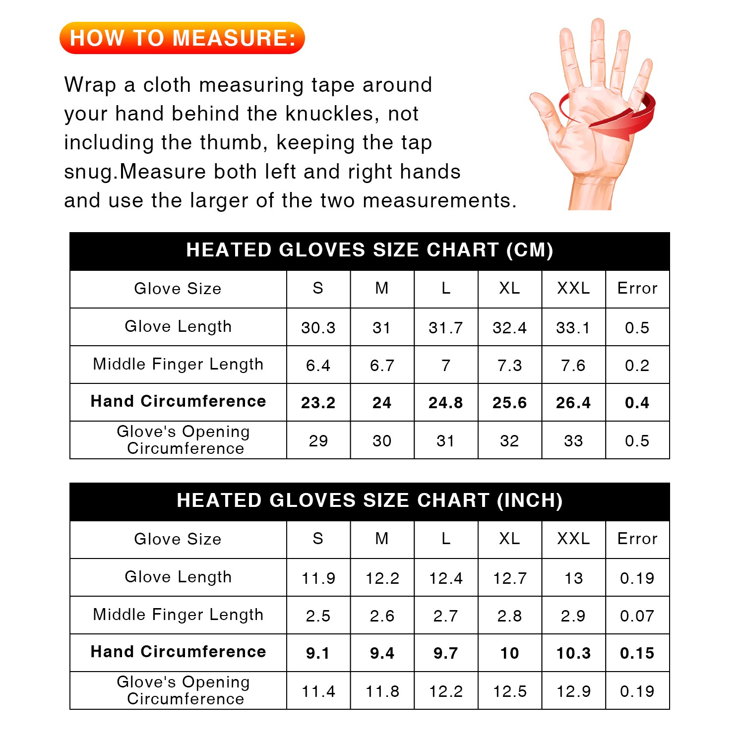 Dr. Warm suitable battery gloves for indoor use-15