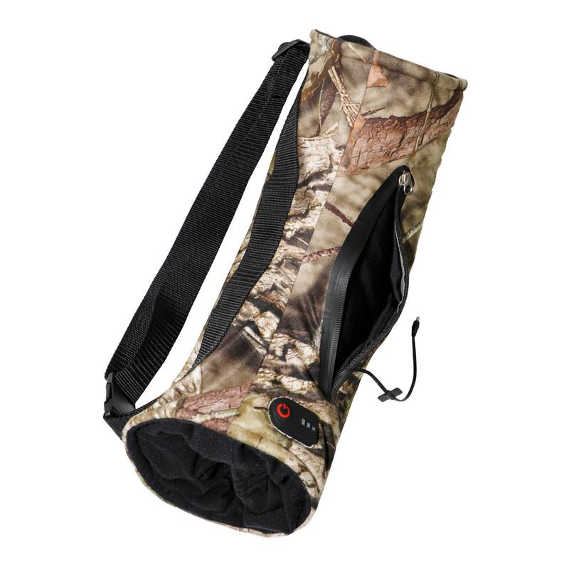 Hand Warmer Muff with Waist Strap Customized Logo Camouflage Windproof Waterproof Hunting Fishing