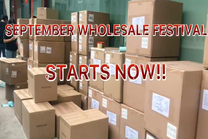 Heated Gear Wholesale Festival is Already Underway!
