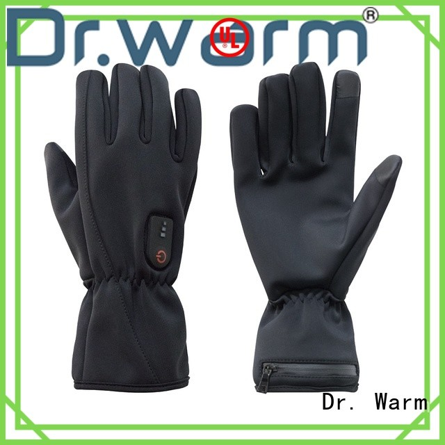 Dr. Warm gloves heated winter gloves for outdoor