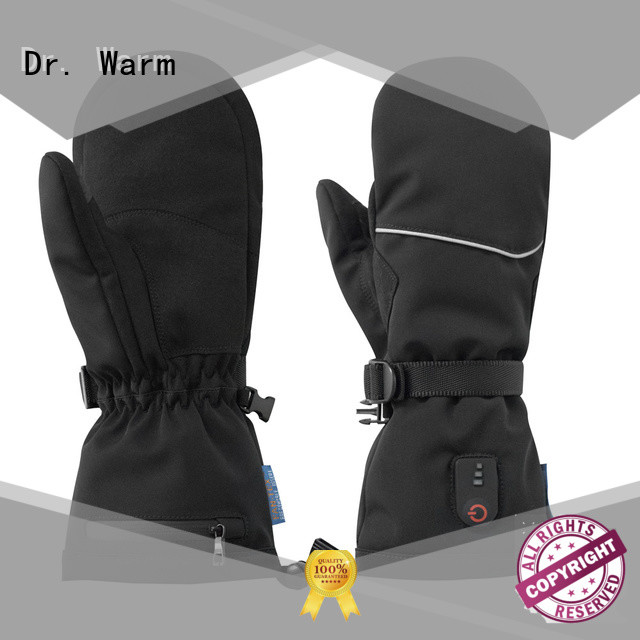 Dr. Warm high quality best heated gloves for indoor use