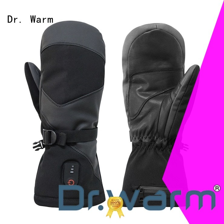 Dr. Warm winter battery gloves improves blood circulation for indoor use