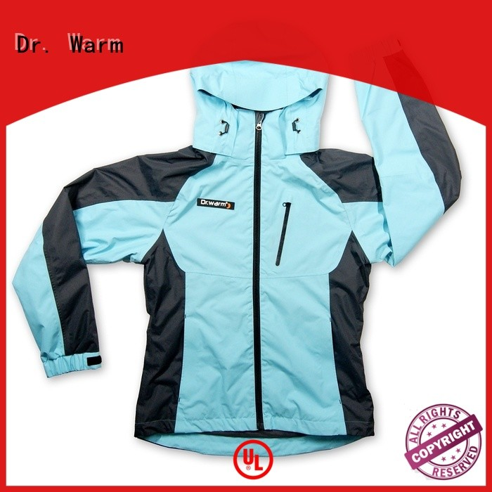 online electric jacket with heel cushion design for home