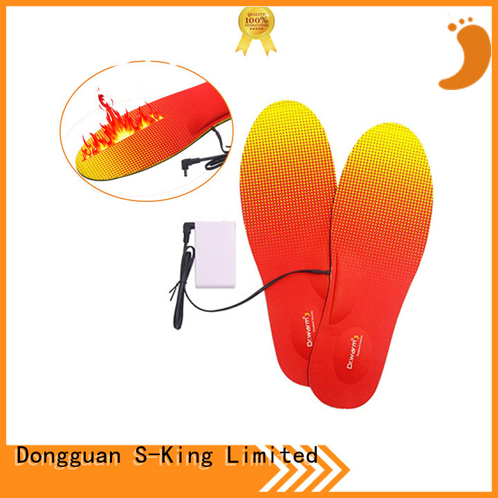 Dr. Warm control heat insoles for boots with cotton for winter