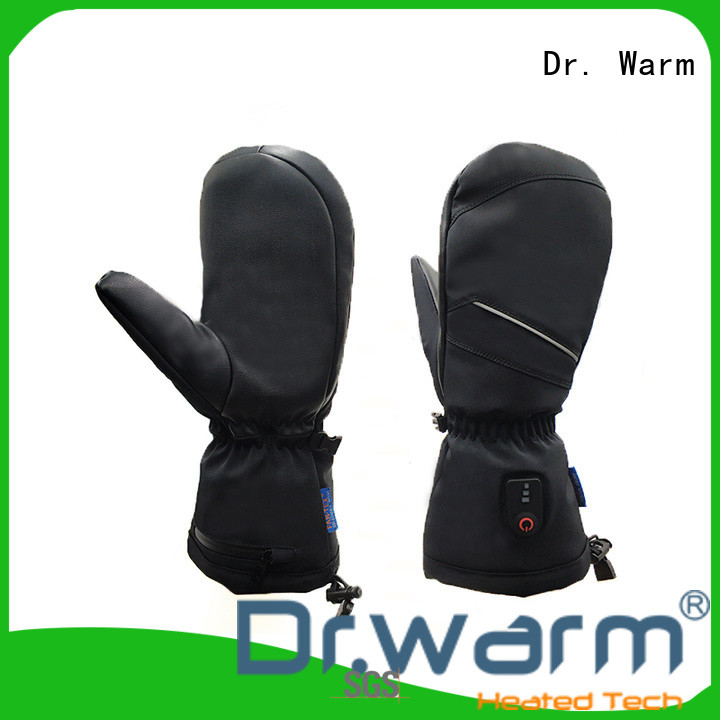 sensitive battery powered gloves for winter