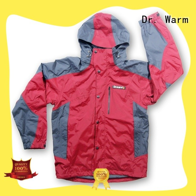 heated hunting jacket outdoor for ice house Dr. Warm