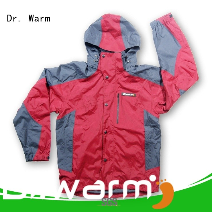 online battery warm jacket male with arch support design for winter