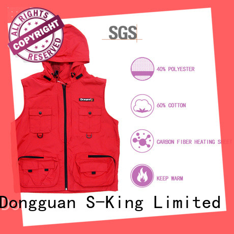 Dr. Warm heating heated riding vest keep you warm all day for outdoor