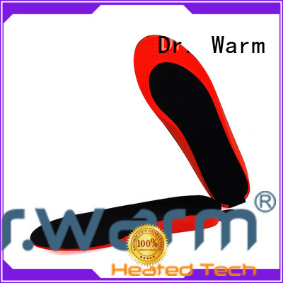 Dr. Warm wire electric insoles lasts for 3-7hours for winter