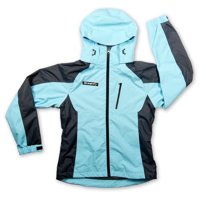 Winter heated jacket ski riding outdoor sports heating male universal jacket