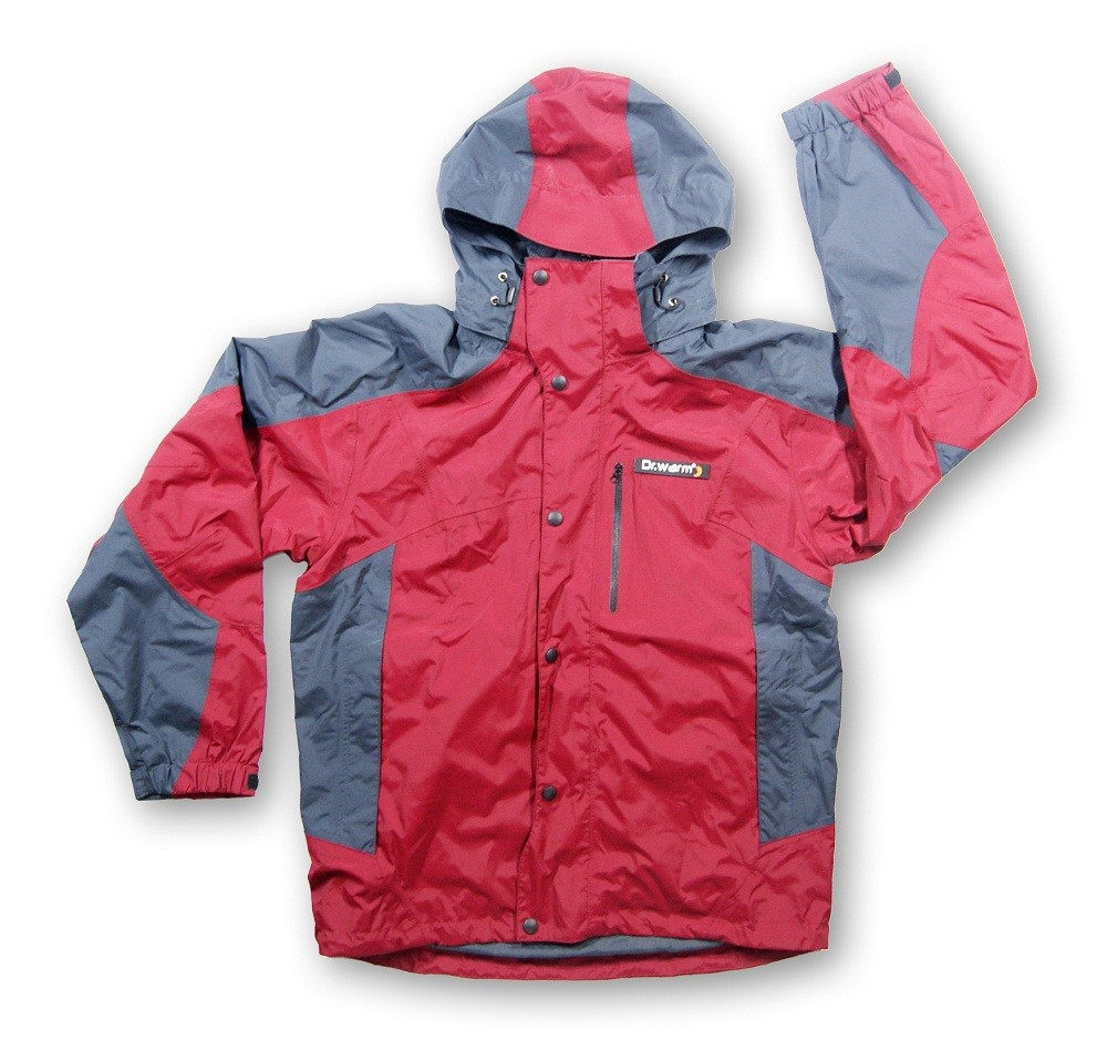 grid heated safety jacket warmer with shock absorption for outdoor
