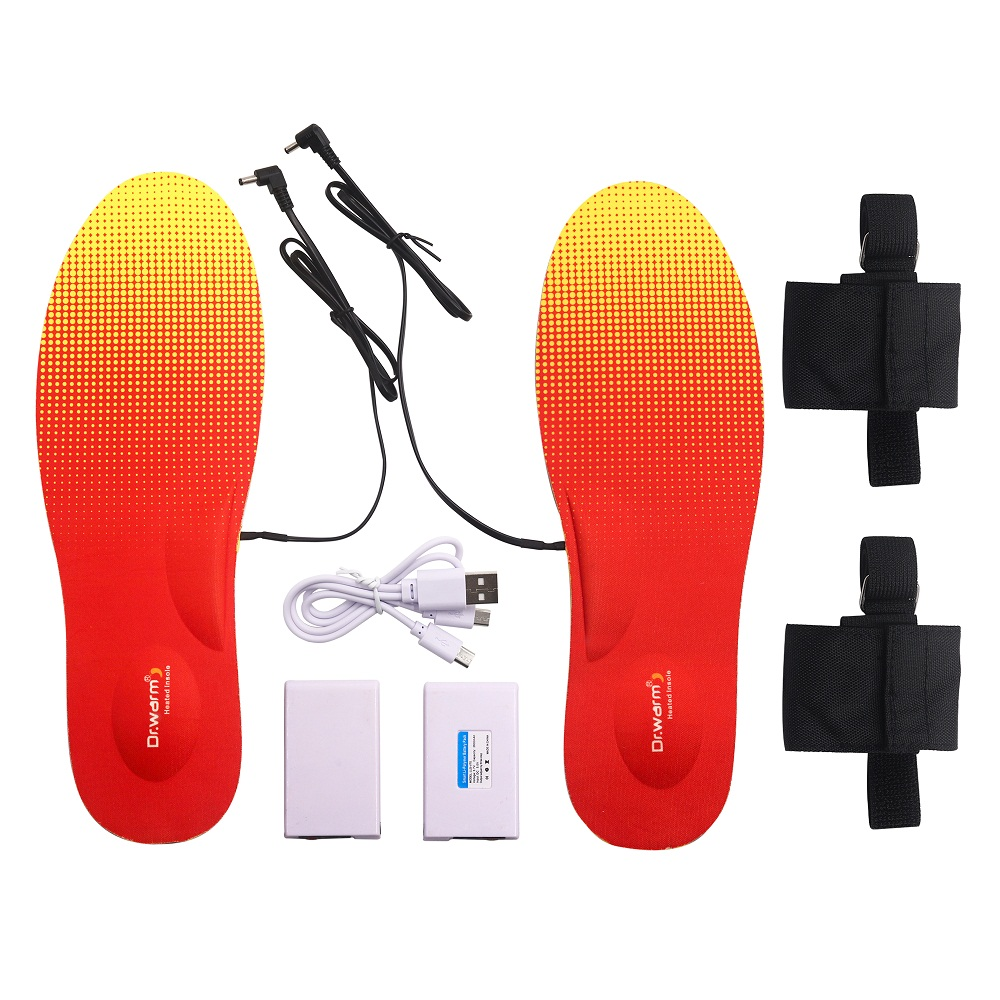 rechargeable heated sole skiing suit your foot shape for ice house-6