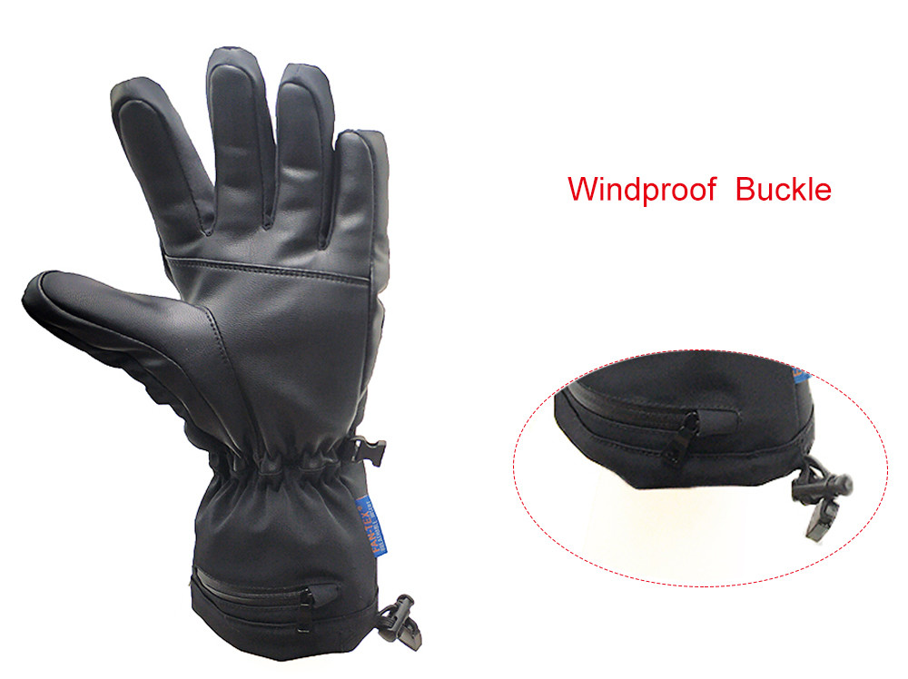 screen best heated gloves sensitive for ice house Dr. Warm