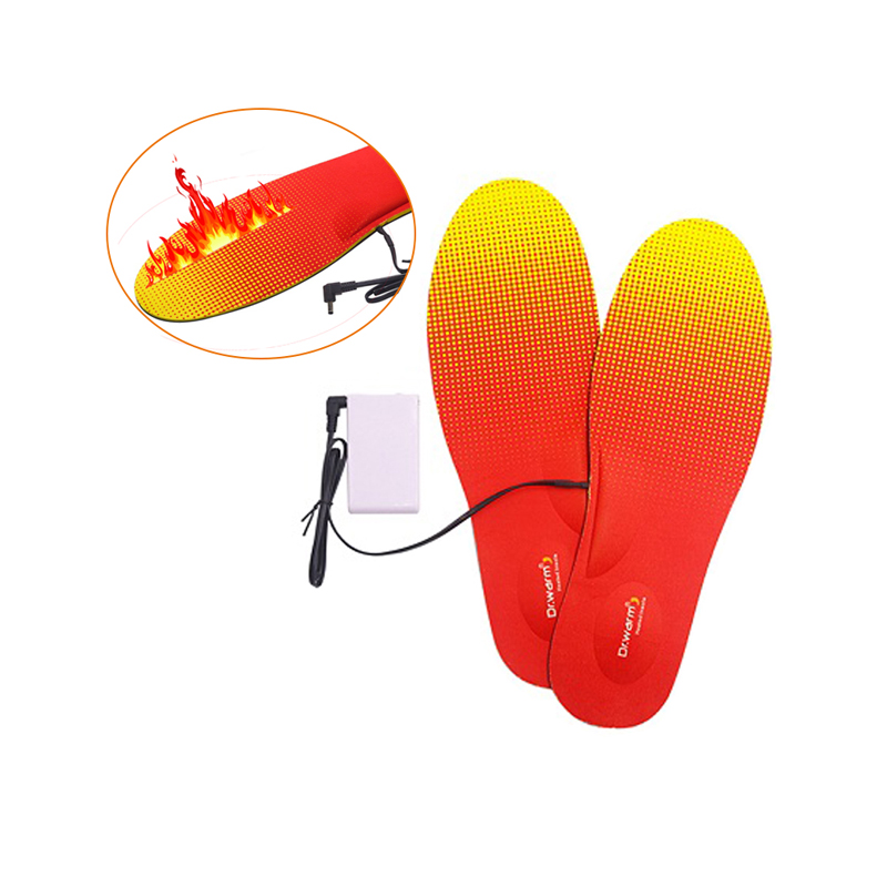 wire the best heated insoles rechargeable fit to most shoes for outdoor-1