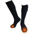 warm rechargeable battery heated socks sports keep you warm all day for winter