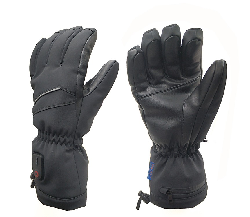 screen best heated gloves sensitive for ice house Dr. Warm-11