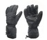 high quality battery operated heated gloves sports with prined pattern for winter