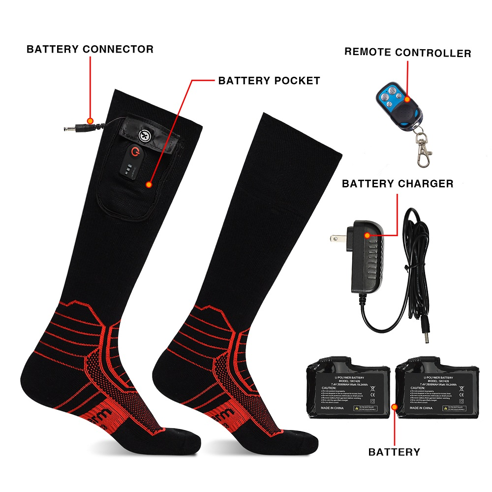 heated motorcycle socks-8