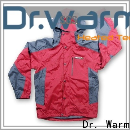 Dr. Warm universal battery warm jacket with heel cushion design for ice house