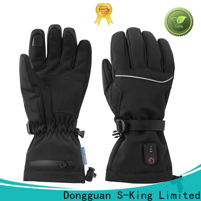 Dr. Warm sensitive battery heated gloves uk for winter