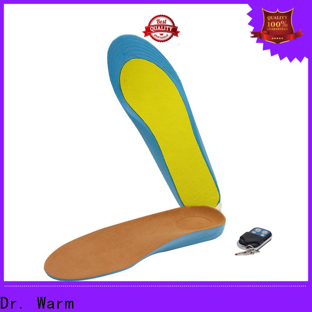 control heated sole usb lasts for 3-7hours for outdoor