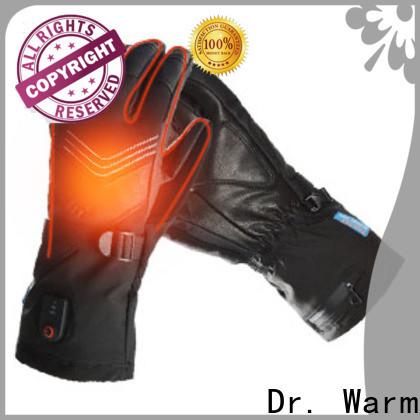 Dr. Warm heated snowboard gloves