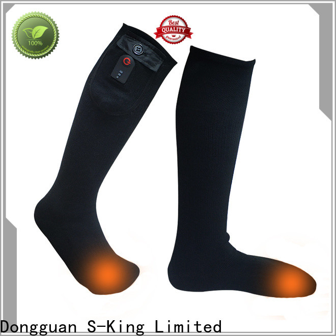 cotton battery warming socks winter for winter