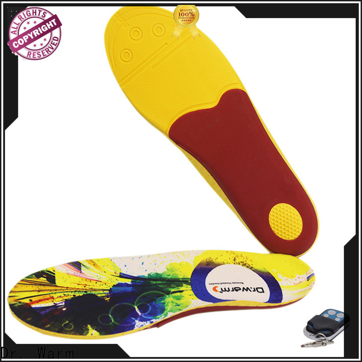 Dr. Warm heated inner soles