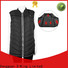 healthy electric vest warmer fishing with prined pattern for indoor use