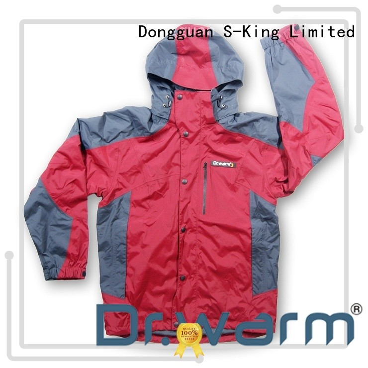 online heat jackets rechargeable waterproof with heel cushion design for indoor use