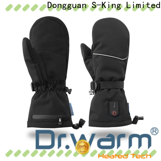 Dr. Warm sensitive battery heated gloves for indoor use