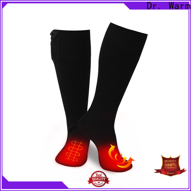 cotton battery warming socks soft keep you warm all day for home