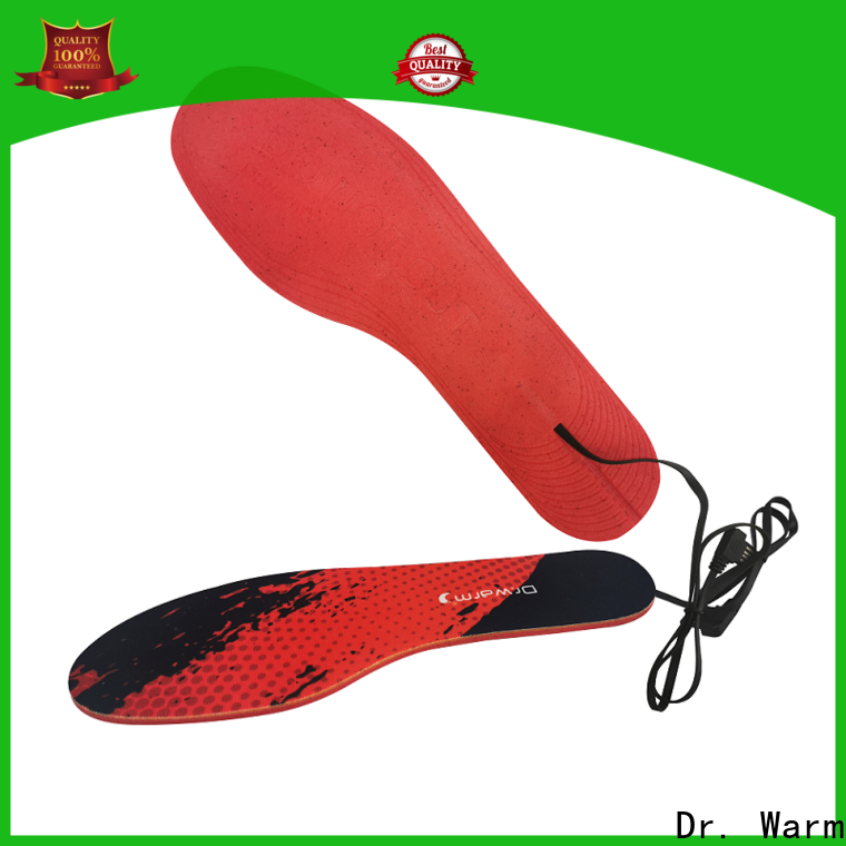 control electric shoe insoles remote with cotton for ice house