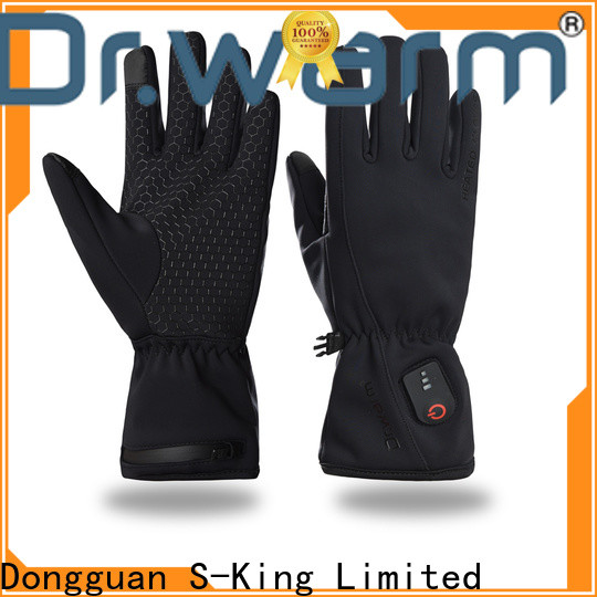Dr. Warm sensitive heated winter gloves improves blood circulation for winter