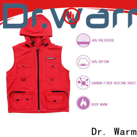 battery heated vest riding improves blood circulation for outdoor