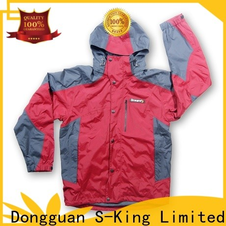 Dr. Warm jacket heated waterproof jacket with arch support design for indoor use