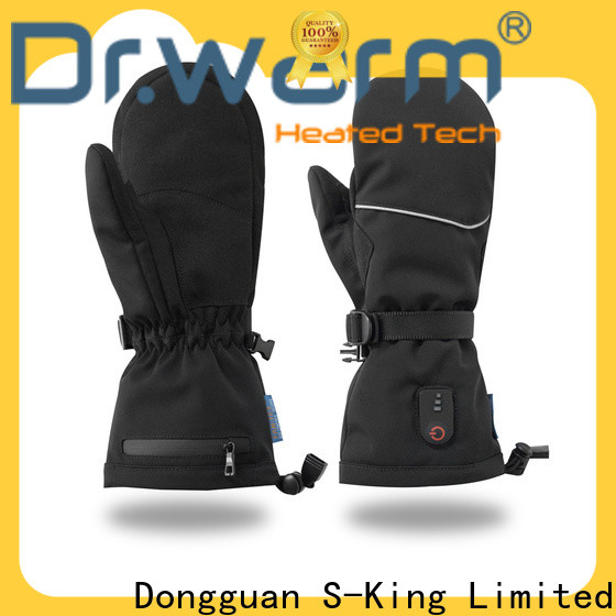 Dr. Warm touch best heated gloves improves blood circulation for home