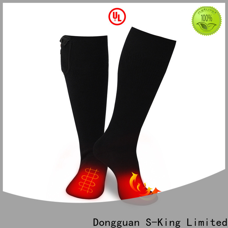 cotton best heated socks outdoor improves blood circulation for home