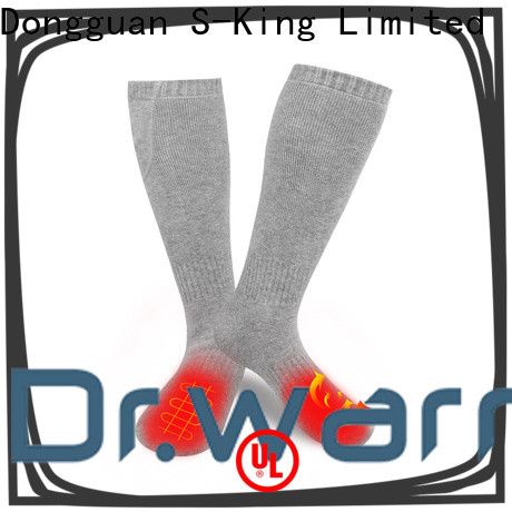 cotton best electric socks soft keep you warm all day for outdoor